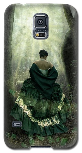 The Door Is Open Galaxy S5 Case