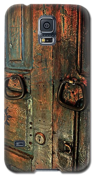 The Door Of Many Colors Galaxy S5 Case