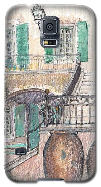 The Dora Maar Residency Galaxy S5 Case