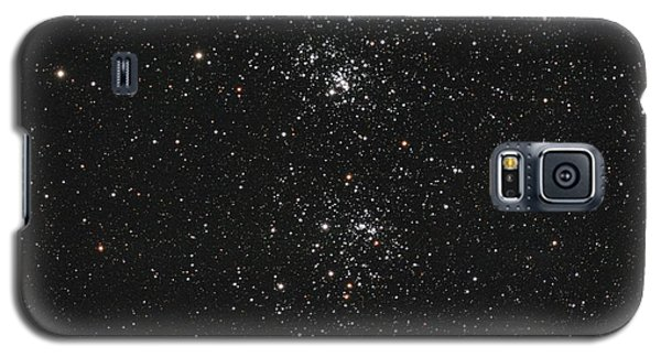 The Double Cluster Galaxy S5 Case
