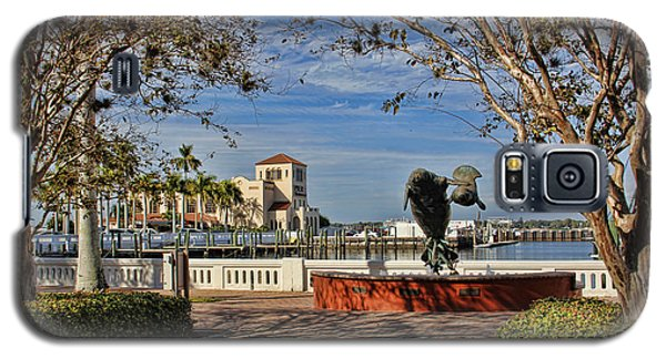 The Downtown Bradenton Waterfront Galaxy S5 Case