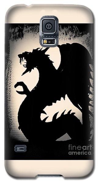 The Dragon Galaxy S5 Case