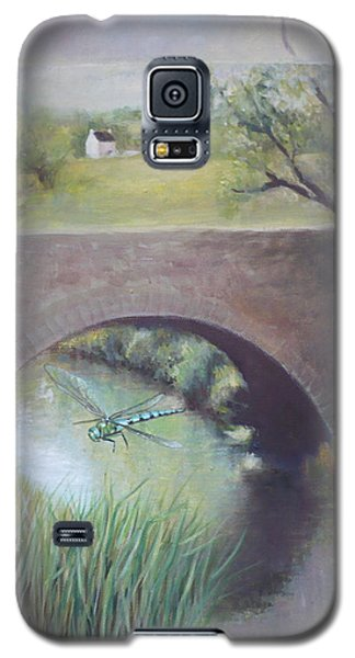 The Dragonfly Galaxy S5 Case