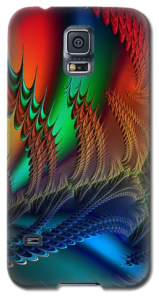 The Dragon's Den Galaxy S5 Case by Kathy Kelly