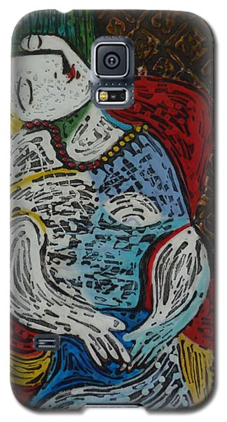 The Dream Walker -le Reve Zombi  Galaxy S5 Case