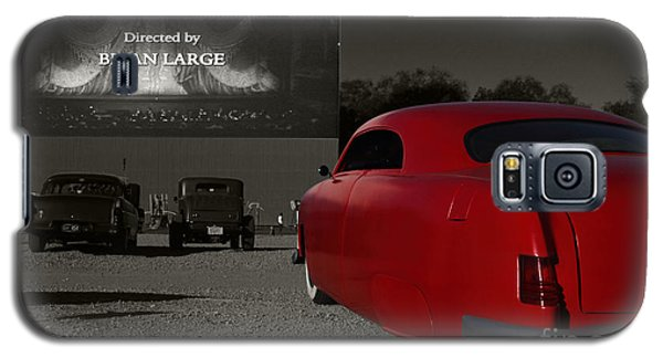 The Drive-in Galaxy S5 Case by Dennis Hedberg