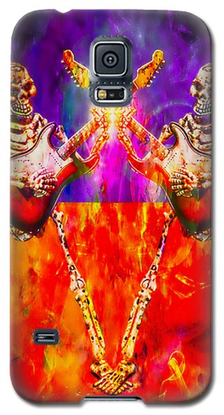 The Duel Galaxy S5 Case by Jeff Gettis