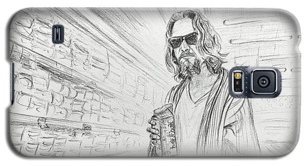 The Dude Abides Galaxy S5 Case