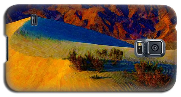 The Dunes At Dusk Galaxy S5 Case