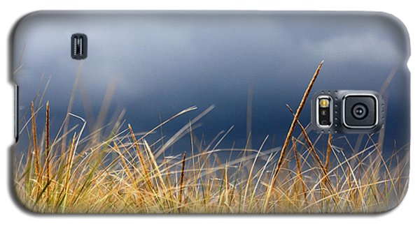 Galaxy S5 Case featuring the photograph The Tall Grass Waves In The Wind by Dana DiPasquale
