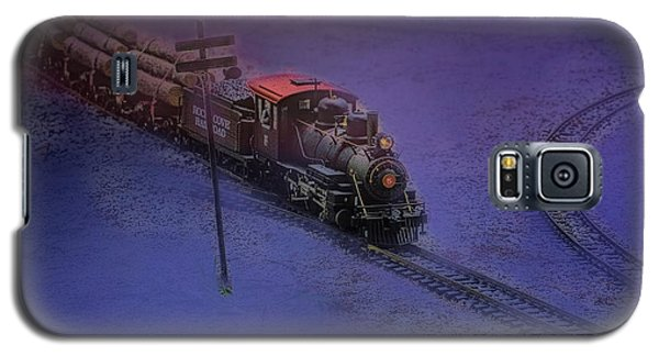 The Early Train Galaxy S5 Case