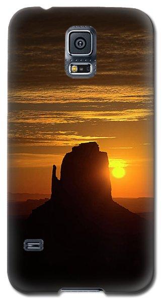 The Earth Awakes Galaxy S5 Case