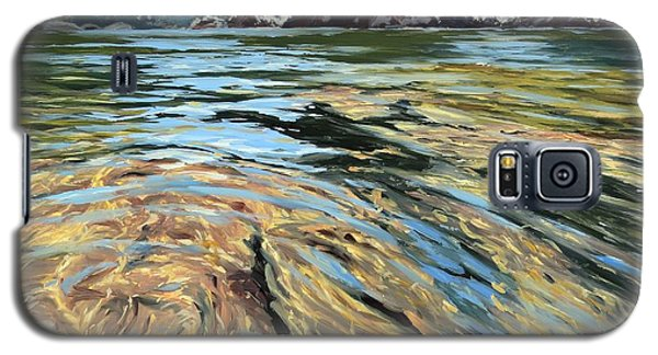 The East Dart River Dartmoor Galaxy S5 Case