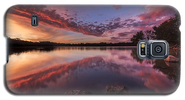 The Edge Of Sunrise Galaxy S5 Case