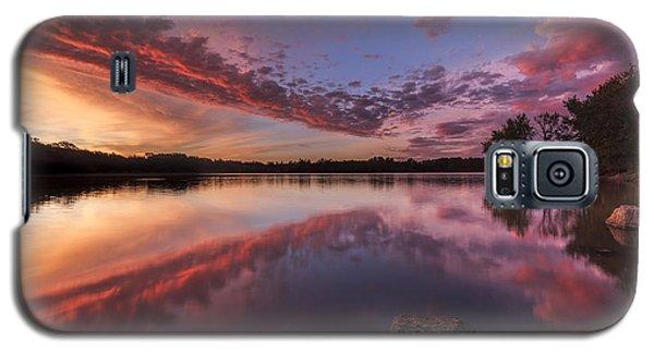 The Edge Of Sunrise Galaxy S5 Case