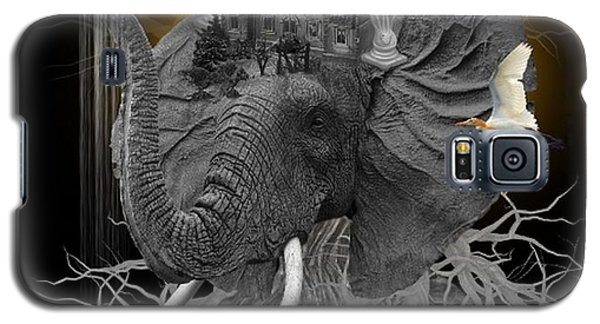 The Elephant Kingdom Galaxy S5 Case