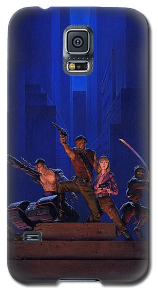 The Eliminators Galaxy S5 Case by Richard Hescox