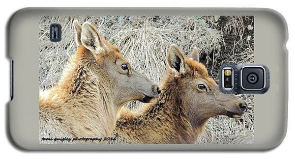 The Elk Of Winter  Galaxy S5 Case