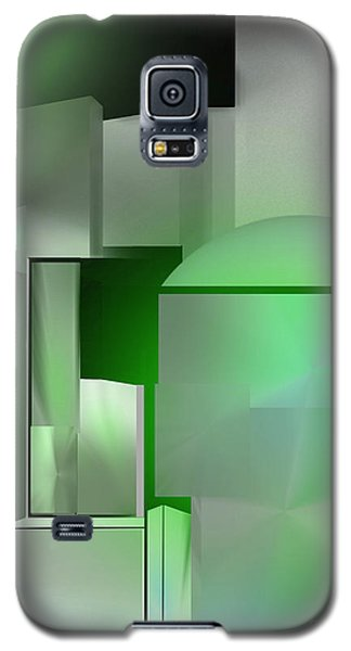 The Emerald City Galaxy S5 Case by John Krakora