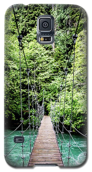 The Emerald Crossing Galaxy S5 Case