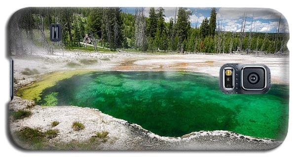The Emerald Eye Galaxy S5 Case