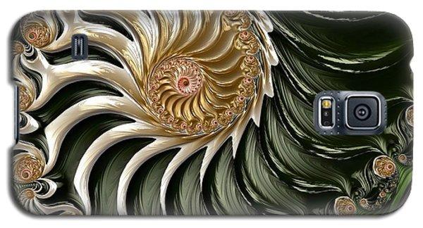The Emerald Queen's Nautilus Galaxy S5 Case