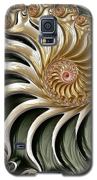 The Emerald Queen's Nautilus Galaxy S5 Case