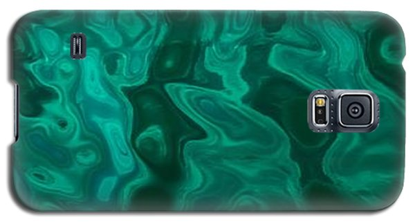 The Emerald Wave Galaxy S5 Case