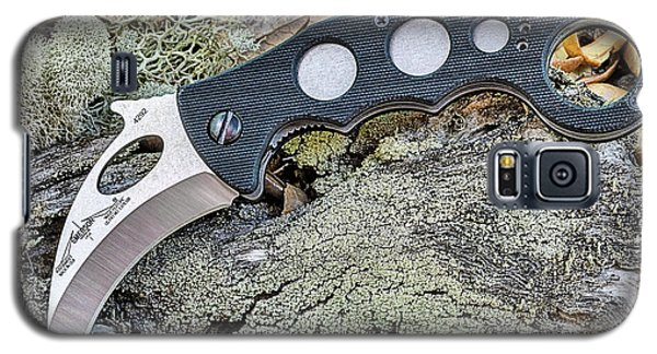 The Emerson Karambit Galaxy S5 Case by JC Findley