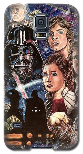 The Empire Strikes Back Galaxy S5 Case