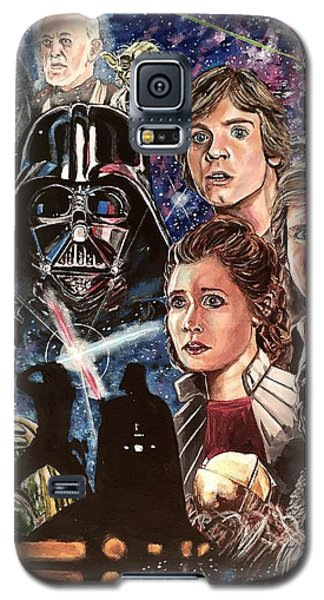 The Empire Strikes Back Galaxy S5 Case