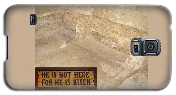 The Empty Tomb Galaxy S5 Case