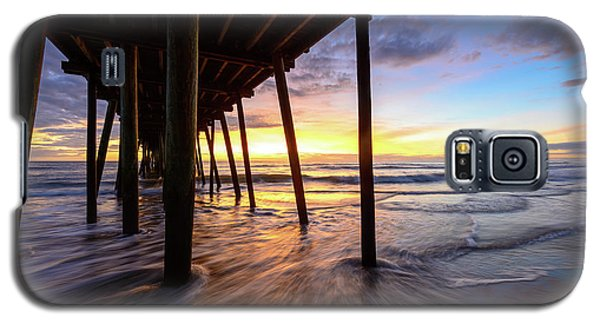 The Enchanted Pier Galaxy S5 Case
