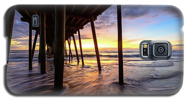 The Enchanted Pier Galaxy S5 Case
