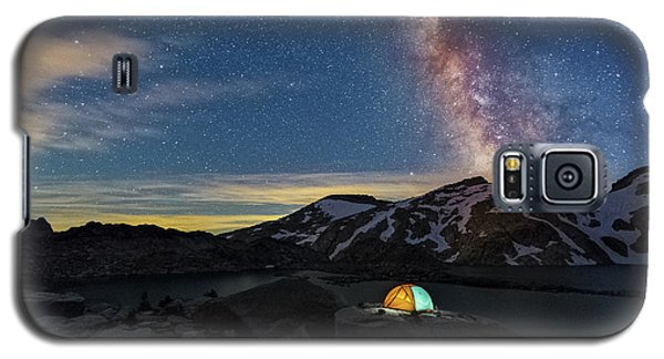 Mountain Trekking Galaxy S5 Case