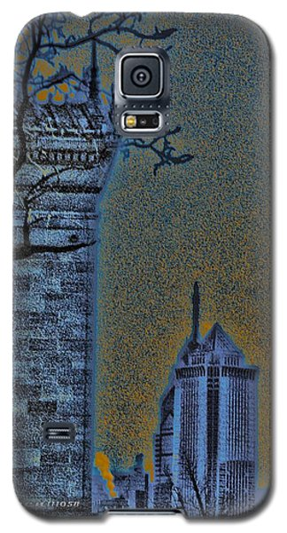The Encroachment Upon Art Galaxy S5 Case