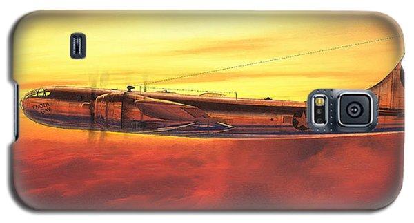 Enola Gay B-29 Superfortress Galaxy S5 Case by David Collins