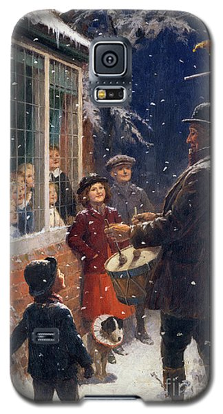 Drum Galaxy S5 Case - The Entertainer  by Percy Tarrant