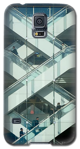 The Escalators Galaxy S5 Case