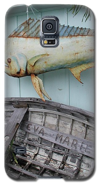 Galaxy S5 Case featuring the photograph The Eva Marie by Nancy Taylor