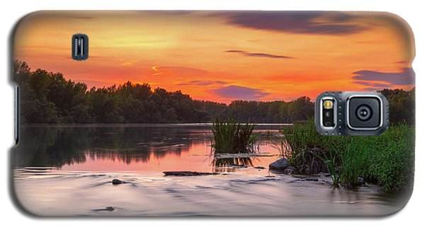 The Eve On The River Galaxy S5 Case