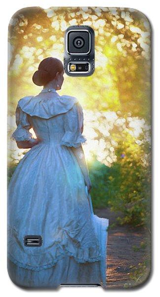The Evening Walk Galaxy S5 Case by Lee Avison