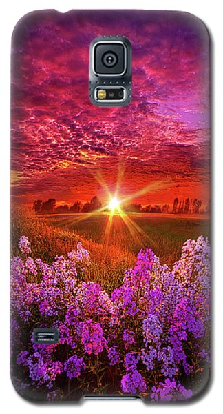 The Everlasting Galaxy S5 Case