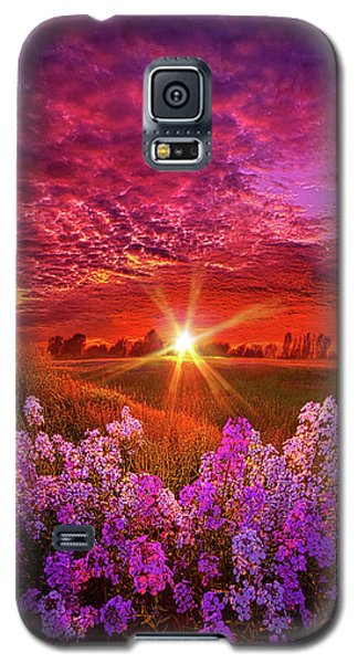 The Everlasting Galaxy S5 Case