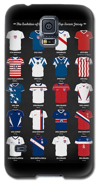 The Evolution Of The Us World Cup Soccer Jersey Galaxy S5 Case