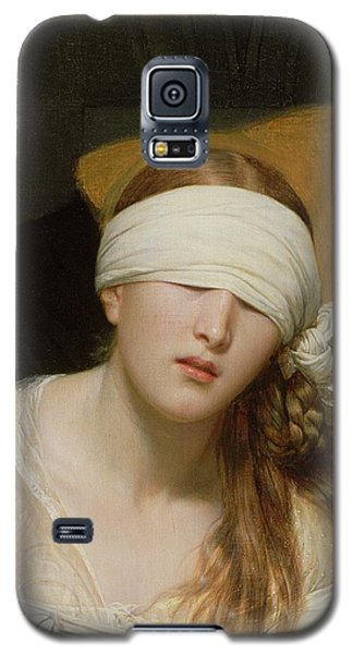 The Execution Of Lady Jane Grey Galaxy S5 Case