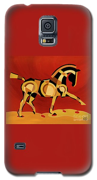 The Extension Of Equus Galaxy S5 Case