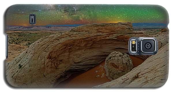 The Eye Of Earth Galaxy S5 Case