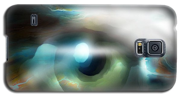 The Eye Of The Storm Galaxy S5 Case by Bob Salo