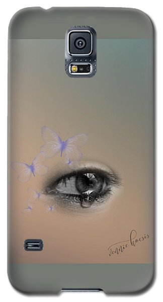The Eyes Don't Lie Galaxy S5 Case